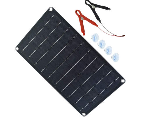 Mini 12V 10W Lightweight Folding Solar Panels